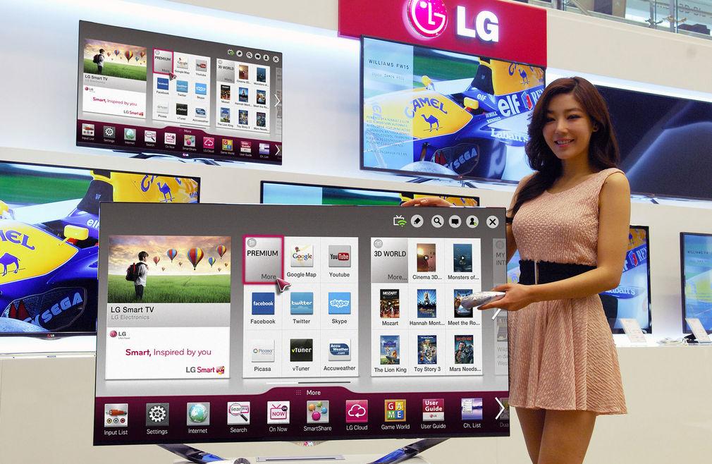 ��� ���� ���� ����� LED ����� LG smart tv