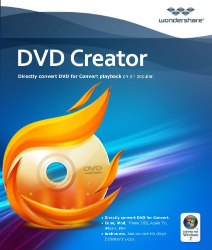 برنامج لعمل البوم لصورك وذكرياتك, برنامج انشاء البوم لعرض الصور, برنامج Wondershare DVD Creator Trail