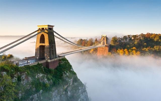 شاهد اجمل تصاميم الجسور من حول العالم