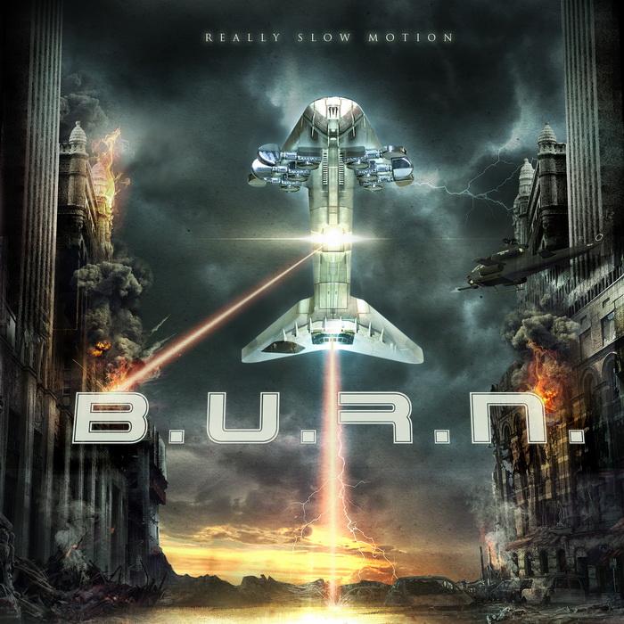 تأثيرات صوتية Really Slow Motion - B.U.R.N