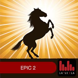 تأثيرات صوتية جميلة, تأثيرات صوتية Lalela Epic Trailers - Epic 2, مؤثرات صوتية لبرامج المونتاج