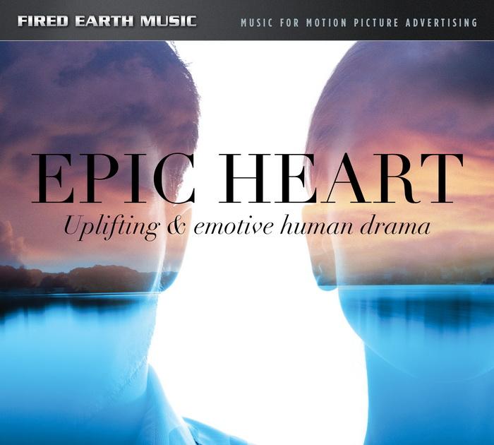 تأثيرات صوتية رومانسية, مؤثرات صوتية لبرامج المونتاج, تأثيرات صوتية Fired Earth Music Epic Heart