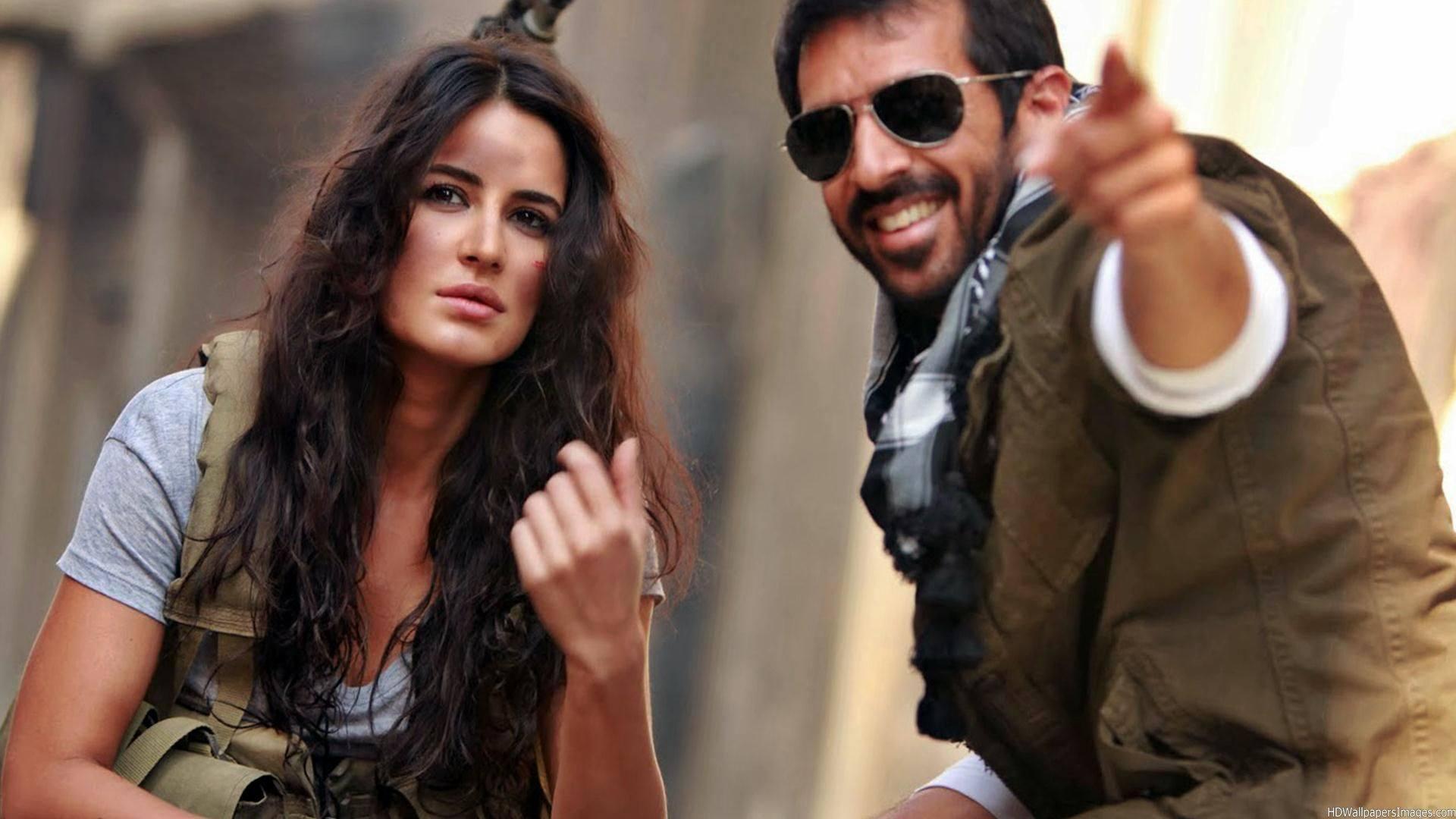 فيلم phantom للنجم Saif Ali Khan و النجمة katrina kaif