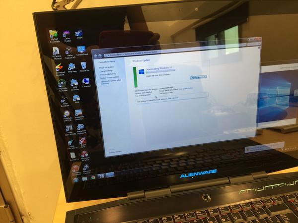 ������ �� ������ 10 �� ���������� Windows 10
