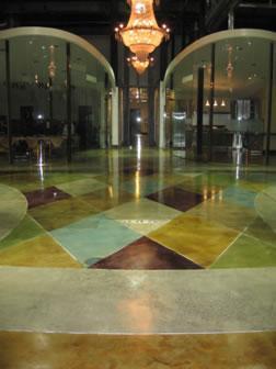 اشكال جديده Epoxy Flooring ارضيات ايبوكسي