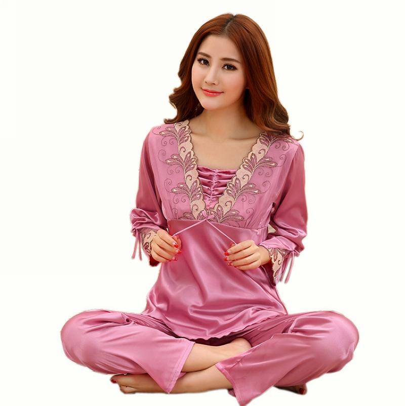 قميص نومي وردي , قمصان نوم ناعمه , احدث قمصان نوم العرايس 2016