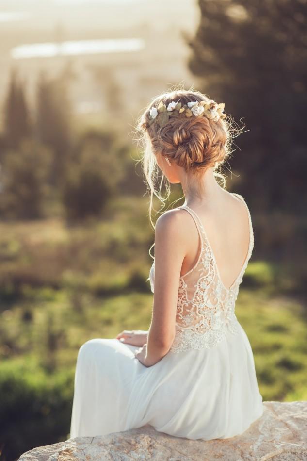 احدث تسريحات شعر العروسه لاطلاله ساحره يوم الزفاف 2016