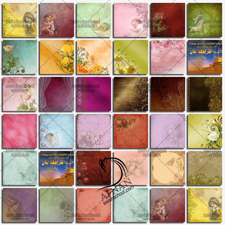خامات فوتوشوب رومانسيه jpg - خامات جديده رومانسيات عاليه الجوده  للتصميم