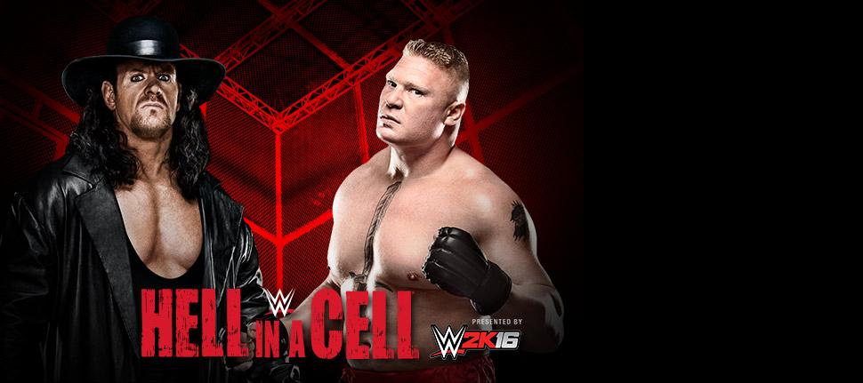 ����� ��� �������� ��� �� ���� WWE Hell in a Cell 2015