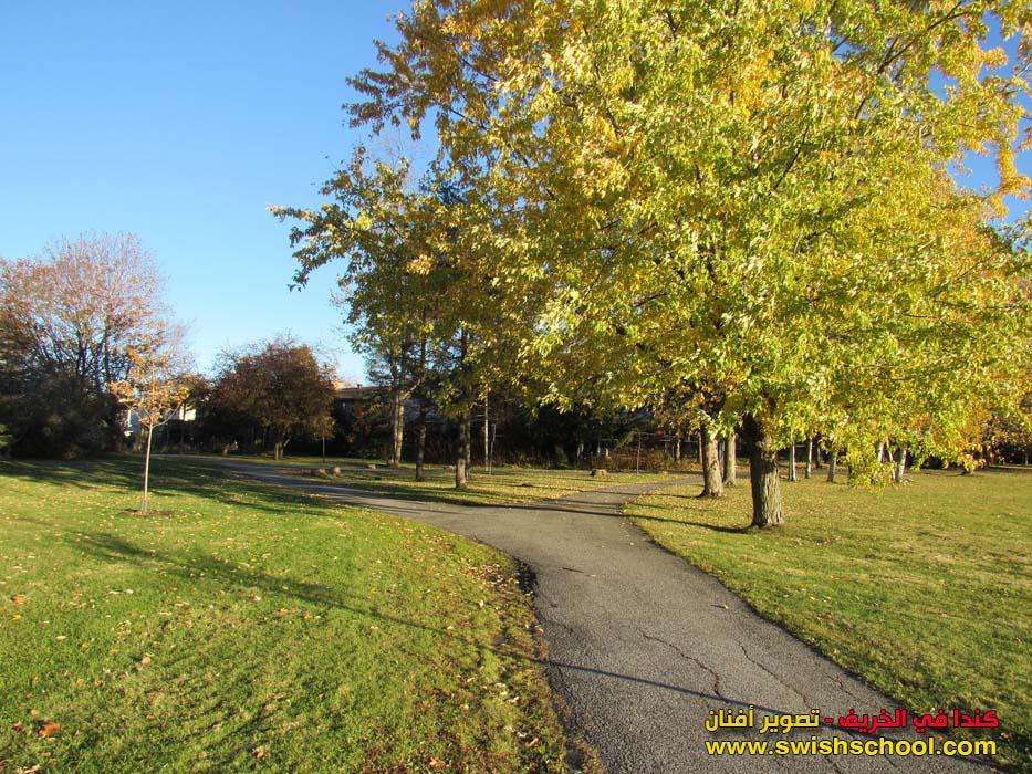 صور من كندا في فصل الخريف