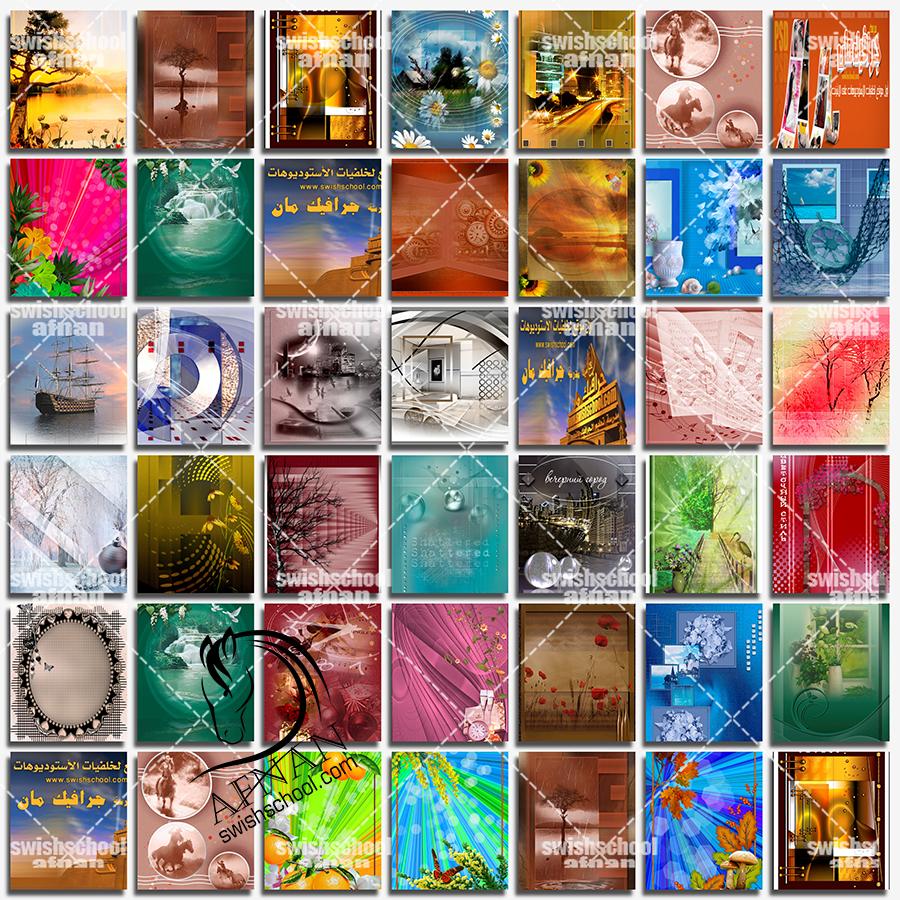 خلفيات فوتوشوب رومانسيه jpg - خلفيات بوسترات عاليه الجوده لتصاميم الكروت والبومات الاستديوهات
