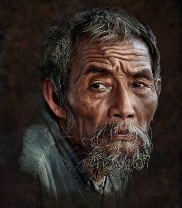 اجمل لوحات سمادج بينتينج smudge painting
