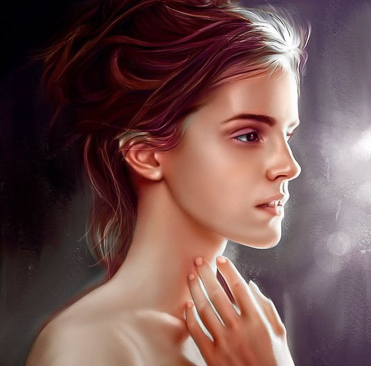���� ����� ����� ������� smudge painting