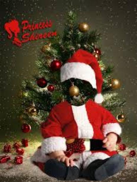 قالب تركيب وجه طفل بابا نويل psd للتعديل عليهم عالى الجودة لاصحاب الاستوديوهات مدرسة جرافيك مان (2)