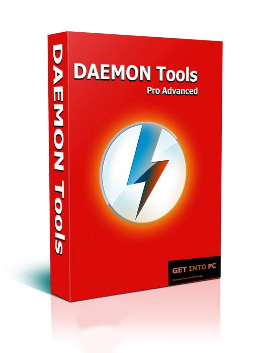الإصدار الجديد من برنامج انشاء الاقراص الوهمية DAEMON Tools Pro 7.1.0.0595