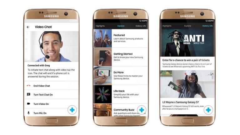 ����� ������� ����� ����� � ����� ������� Samsung+ ������
