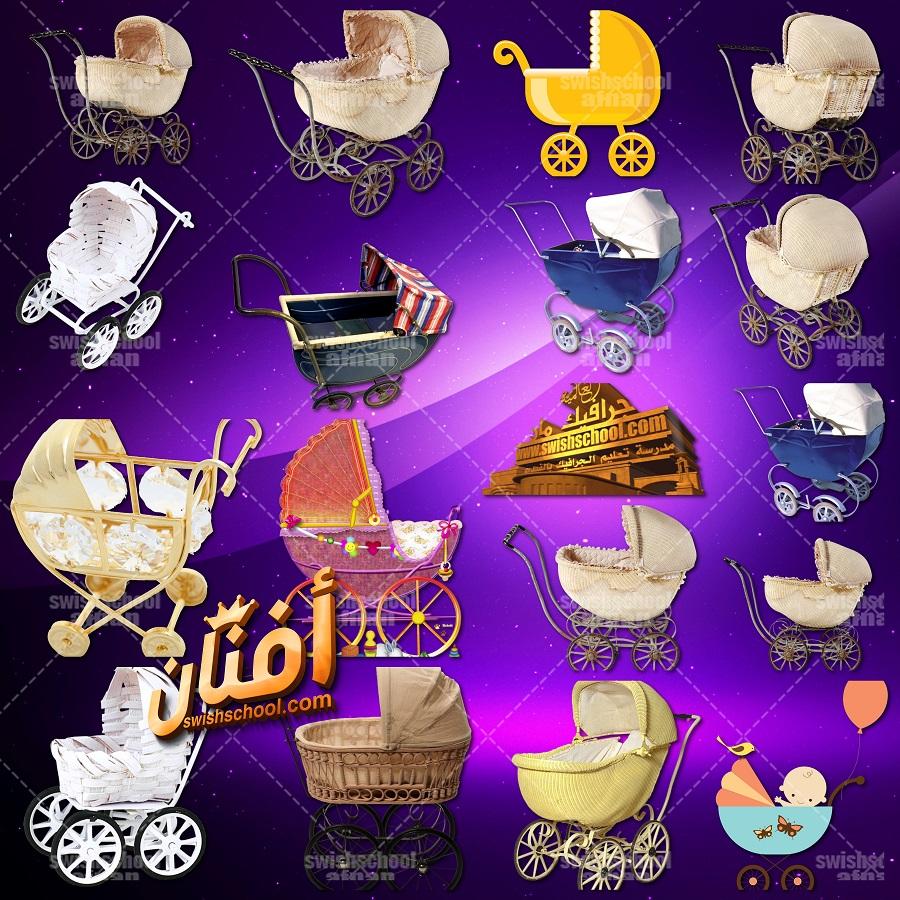 سكرابز عربيات بيبي اطفال للفوتوشوب png