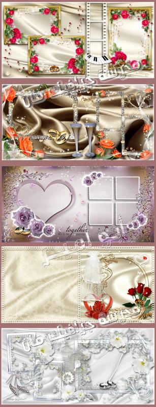 قوالب فوتوشوب مفتوحة المصدر, قوالب وإطارات جميلة, قوالب فوتوشوب بعدة الوان, ملفات psd رومانسية