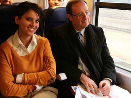 نجاة بلقاسم من أصل مغربي عملت في رعي الأغنام ثم هاجرت إلى فرنسا لتصبح وزيرة