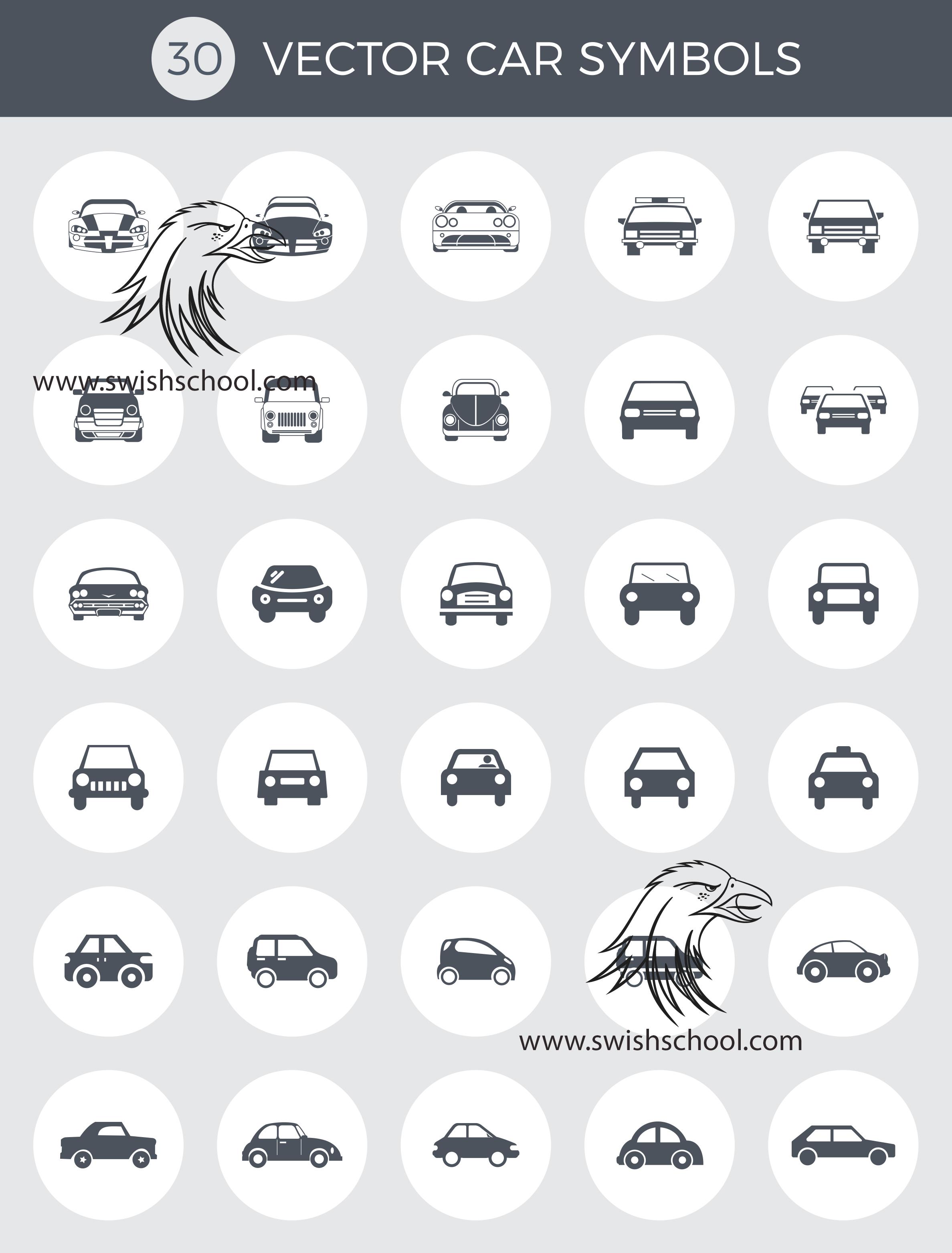فيكتور سيارات 3d