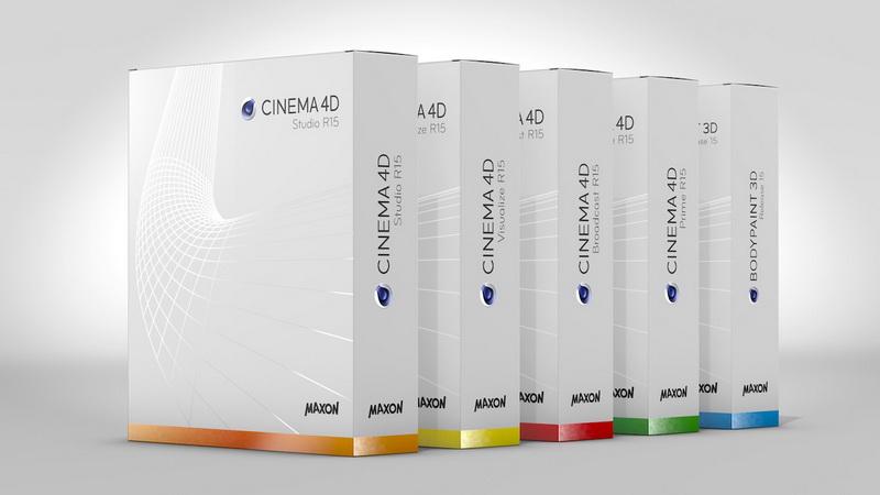 الإصدار الجديد من برنامج الثري دي المميز سينما 4 دي, برنامج سينما 4d الجديد