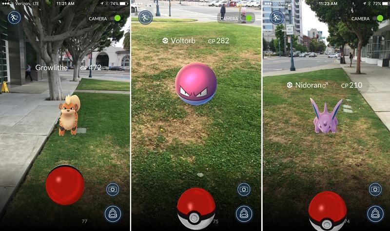 اضرار تسببها لعبة Pokemon GO على هواتف أندرويد و IOS