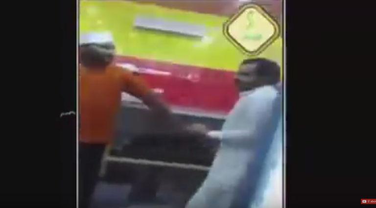 سعودي يطلق النار على عامل هندي لتأخره في تقديم الطعام في المطعم