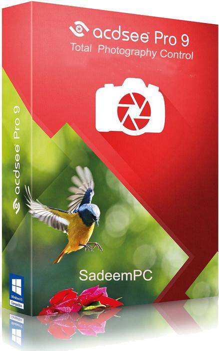 احدث نسخة من مستعرض الصور, برنامج مستعرض الصور العملاق ACDSee Pro 9.3 Build 546