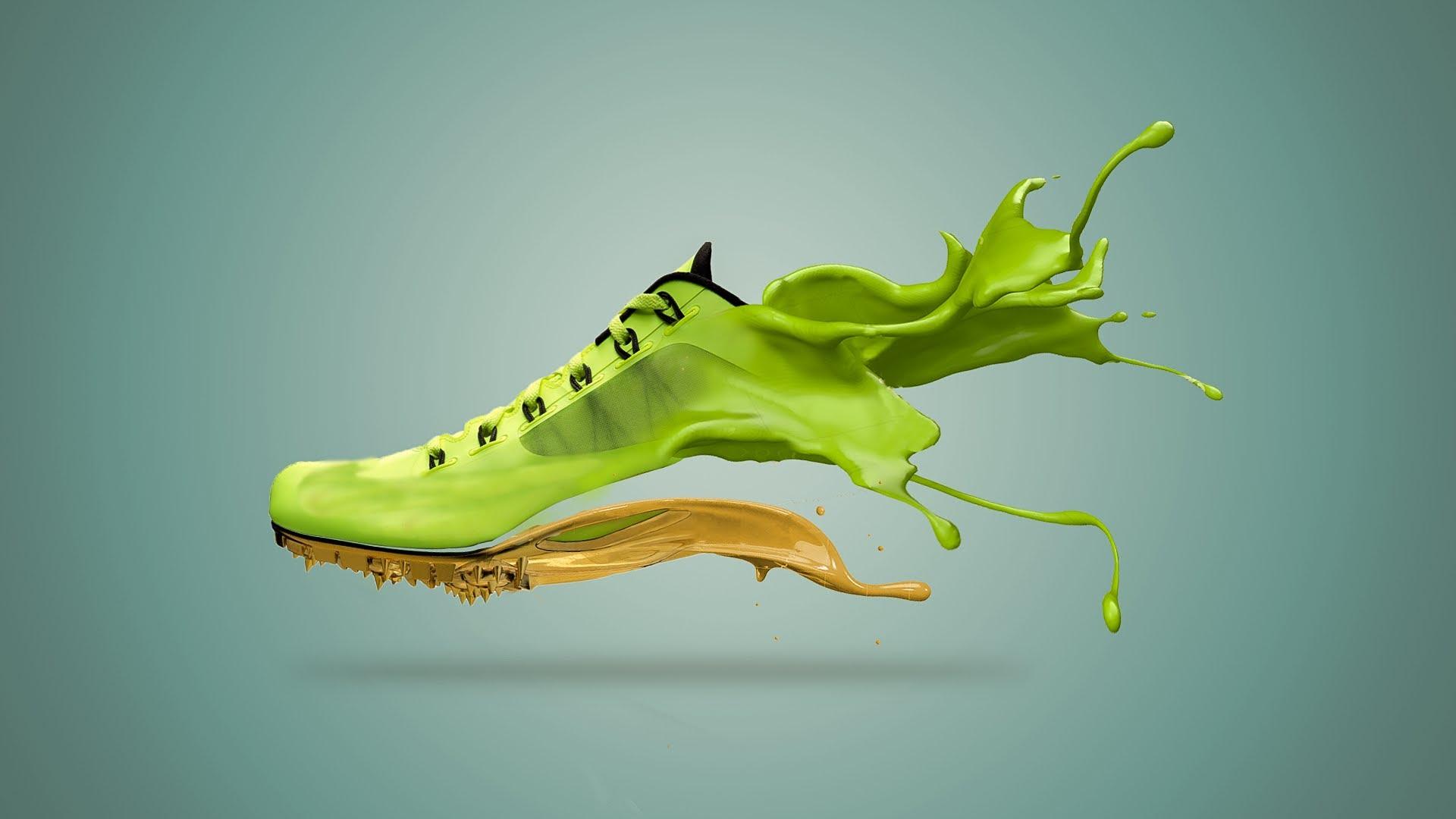 درس فوتوشوب إضافة تأثير الـ splash