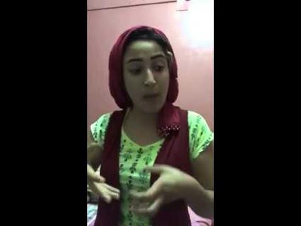 اول تعليق ل شروق عبد العزيز بعد القبض عليها في قضية اداب