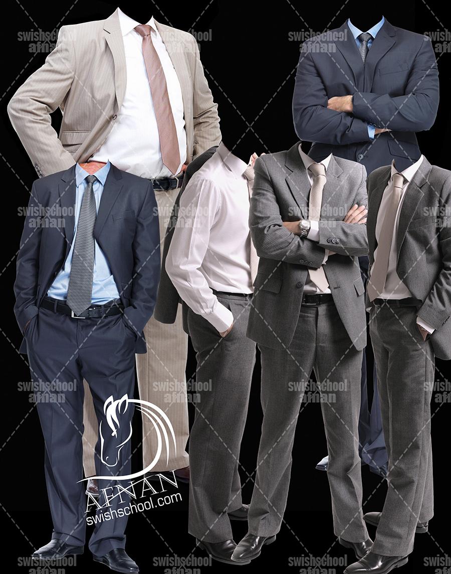 قوالب قمصان وبدل رجاليه رسميه للصور الشخصيه psd - قوالب خدع لاستديوهات التصوير