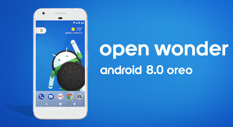 رسميا صدور اندرويد اوريو Android 8.0 Oreo