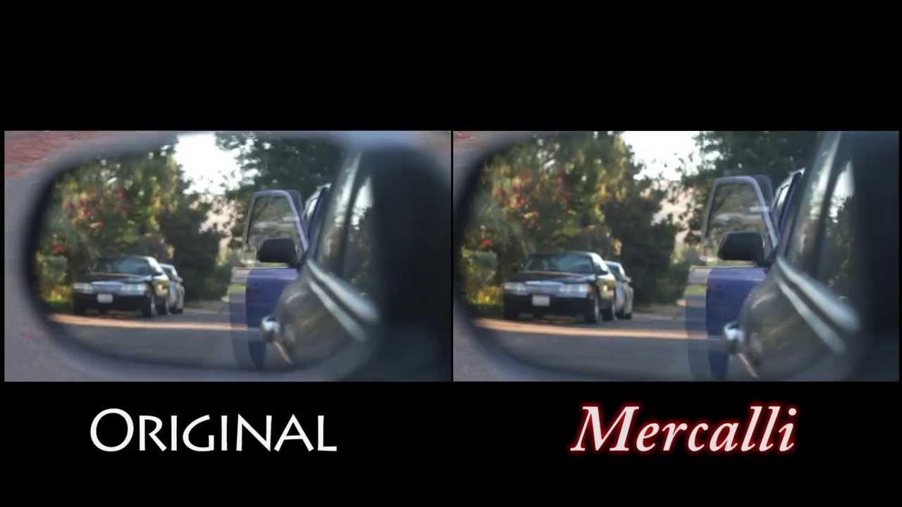 فلتر proDAD Mercalli للتخلص من إهتزاز الفيديو