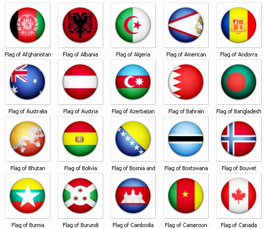 اعلام دول العالم 4 اعلام دول العالم فيكتور