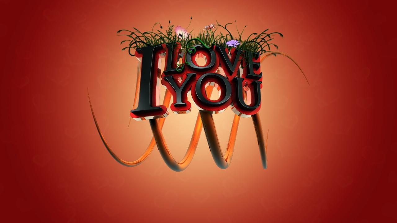 i love you wallpapers 7 خلفيات سطح المكتب i love you wallpapers