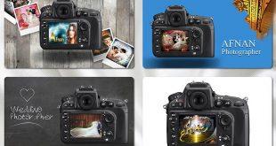 موك اب كاميرات SLR