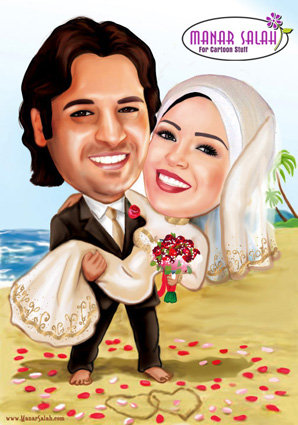 wedding cartoon poster 21 صوره فرح كارتون wedding cartoon poster