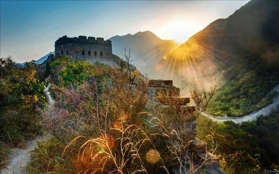 سور الصين العظيم 3 صور سور الصين العظيم  Great Wall of China
