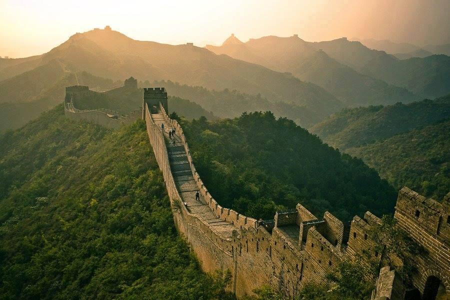 سور الصين العظيم 5 صور سور الصين العظيم  Great Wall of China