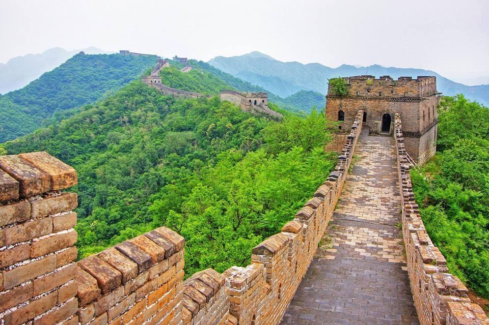 سور الصين العظيم 6 صور سور الصين العظيم  Great Wall of China