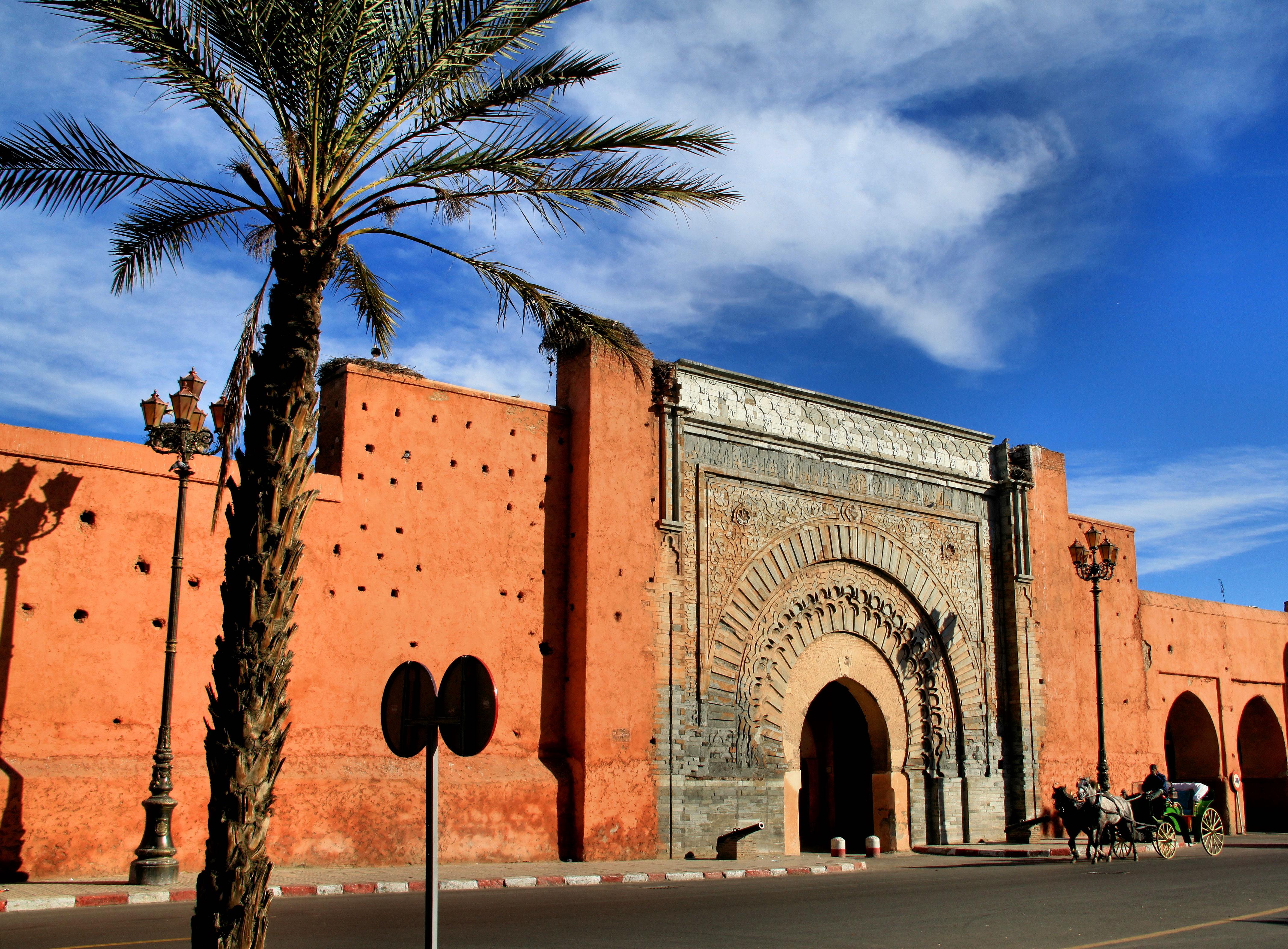 مدينه مراكش 4 صور مدينه مراكش Marrakesh