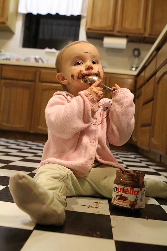 عشاق النوتيلا 1 Nutella عشاق النوتيلا