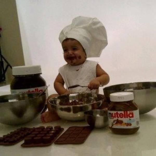 عشاق النوتيلا 12 Nutella عشاق النوتيلا