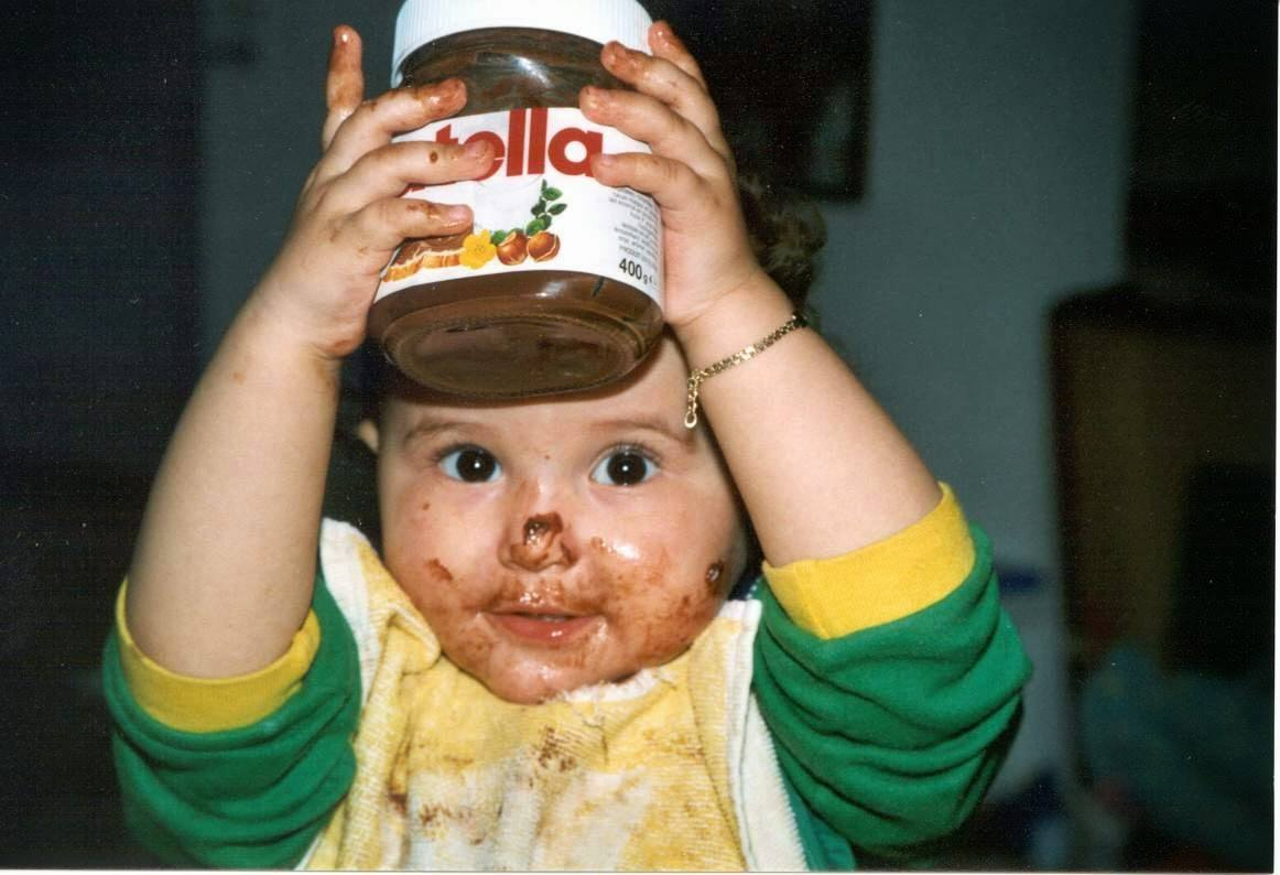 عشاق النوتيلا 14 Nutella عشاق النوتيلا