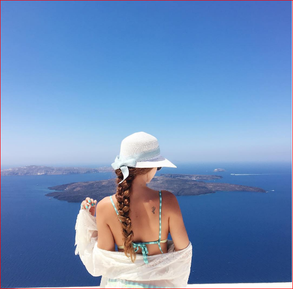 ميريام فارس بالمايوه 4 صور مريام فارس على شواطئ اليونان