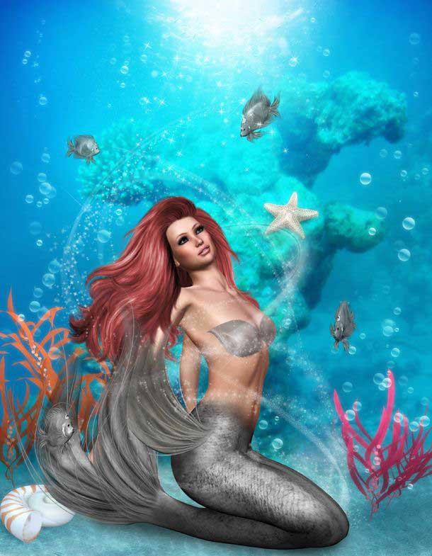 نتيجة بحث الصور عن صور عروسه البحر