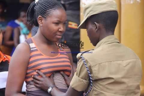 تفتيش النساء في استاد اوغندا 15 طريقه تفتيش النساء في اوغندا قبل دخول الاستاد