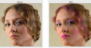 برنامج تنعيم الوجه