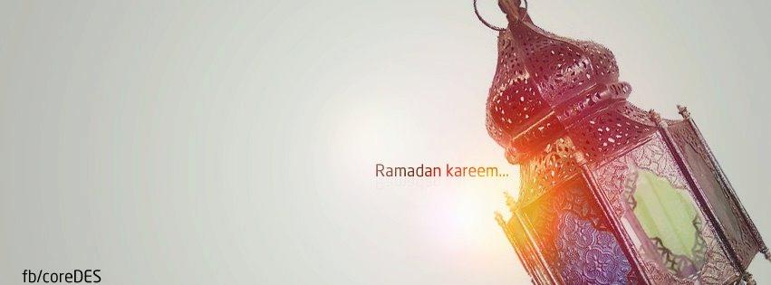 Facebook Cover Ramadan 1 Ramadan Kareem Facebook Cover كفرات فيس بوك شهر رمضان