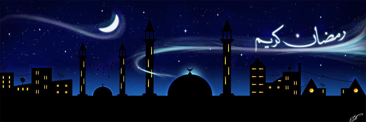 Facebook Cover Ramadan 14 Ramadan Kareem Facebook Cover كفرات فيس بوك شهر رمضان